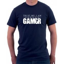 Pánské tričko Trust me! I am gamer