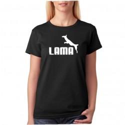 Tričko dámské Lama