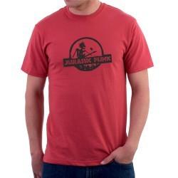 Jurassic Punk - Pánské Tričko s vtipným potiskem
