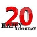 20 let